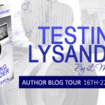 LMSomerton_TestingLysander_BlogTour_600x315_final